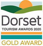 Dorset Tourism Awards Gold Winner.jpg