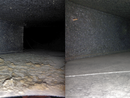 Winter Duct Cleaning is a Must