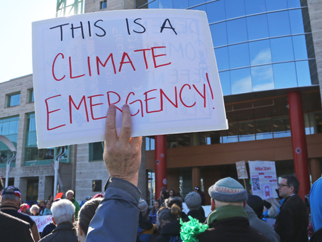 "What is a ""Climate Emergency""?"