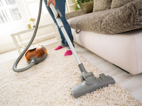 Carpets & Indoor Air Quality