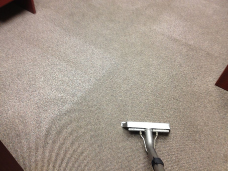 Carpet Cleaning In Winter