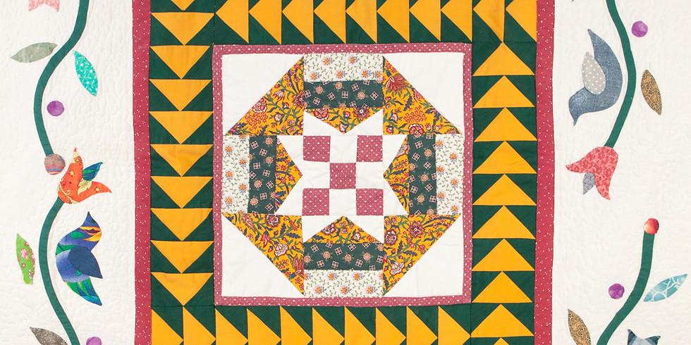 Making a Mandala /w Linda H