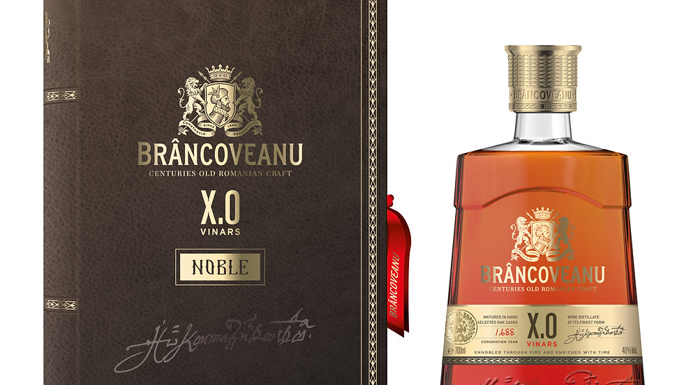 Brancoveanu XO special edition