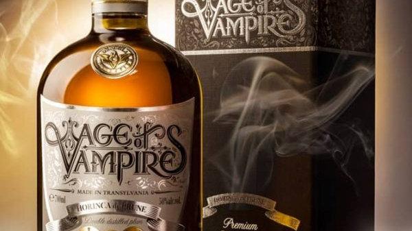 Age of Vampires Natural Plum Spirit 700 ml 50%