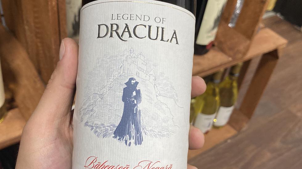 Legend of Dracula Băbească Neagră 0.75L