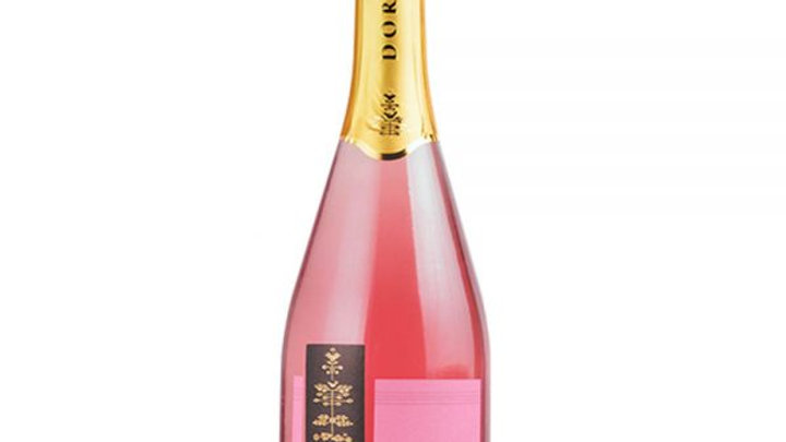 Bostavan DOR Rose Brut Sparkling Wine (Pinot Meunier & Pinot Noir)