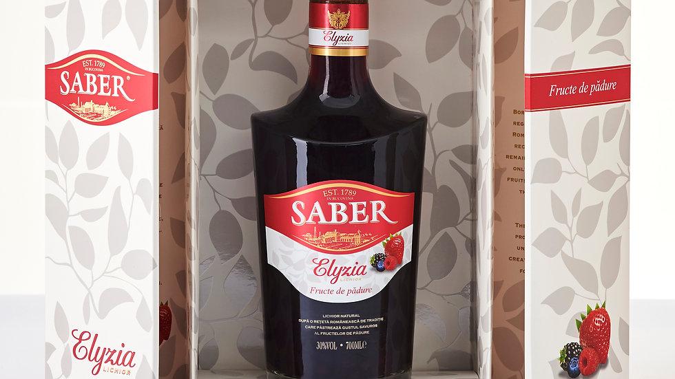 Saber wild fruit liquor