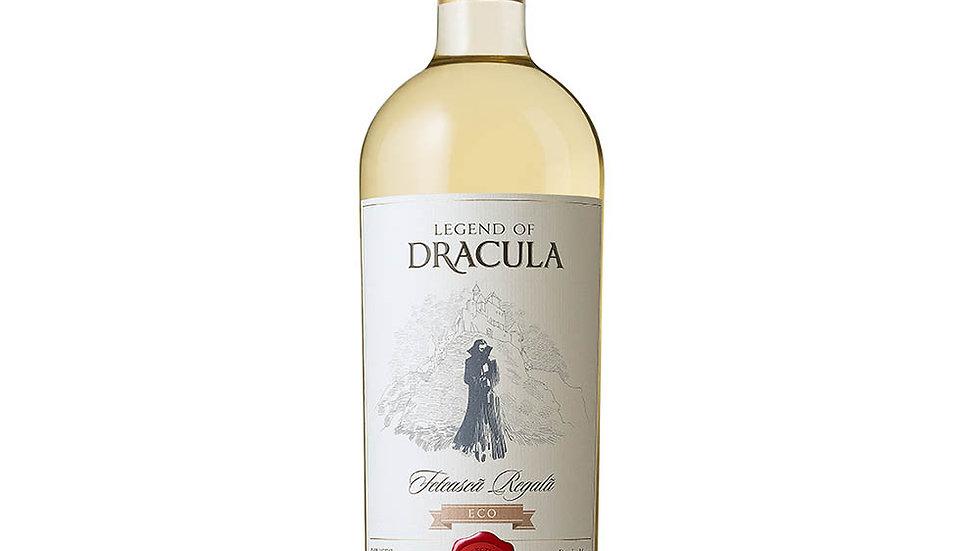Legend of Dracula Feteasca Regala ECO White Wine 2015