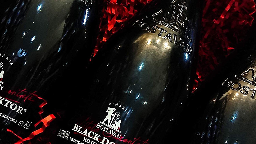 Black Doktor (sweet red wine)