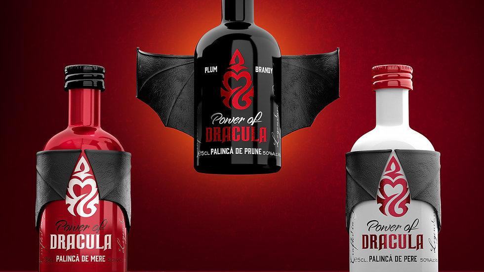 Power of Dracula set of 3