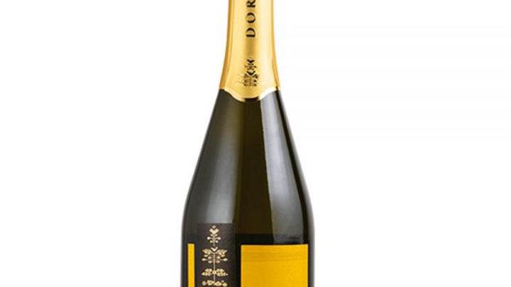 Bostavan DOR White Brut Sparkling Wine-Chardonnay & Pinot Blanc & Feteasca Alba