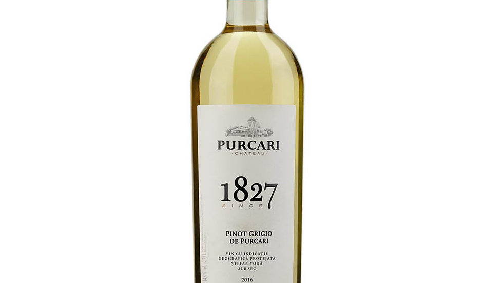 Chateau Purcari Pinot Grigio 2019