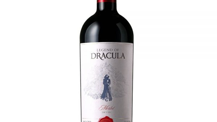 Legend of Dracula Merlot 2014