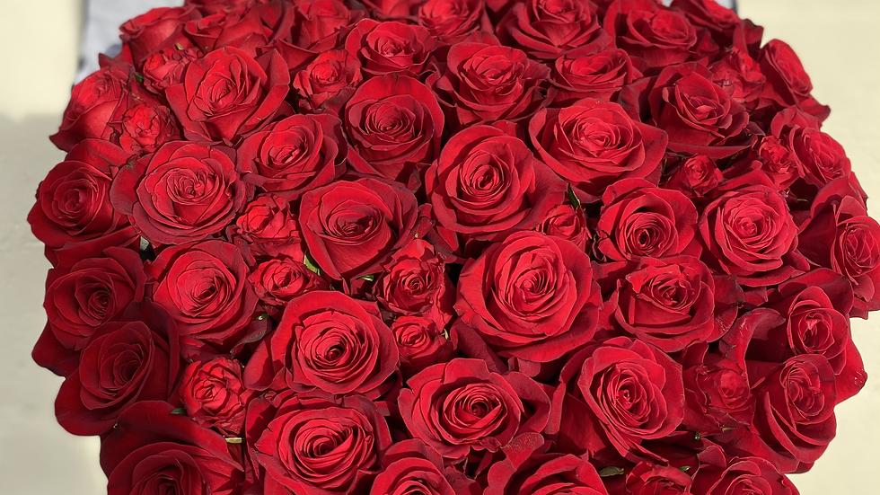 Full Rose heart