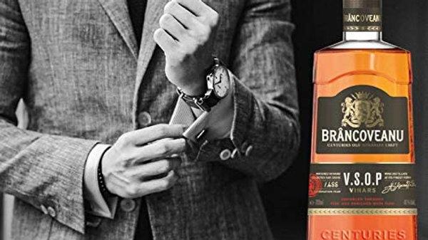 Brancoveanu VSOP Romanian fine Vinars (Brandy) 700ml 40%