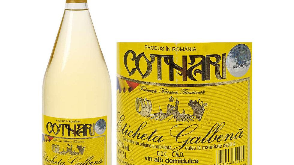 Cotnari Eticheta galena 1.5L