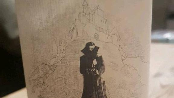 Legend of Dracula Sauvignon Blank White Wine