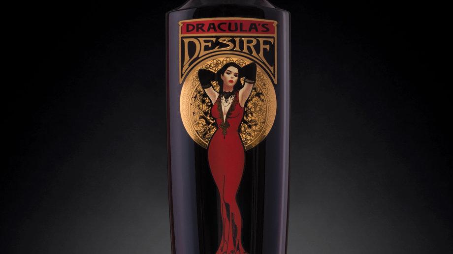 DRACULA'S DESIRE  Sour cherry liqueur 500ml