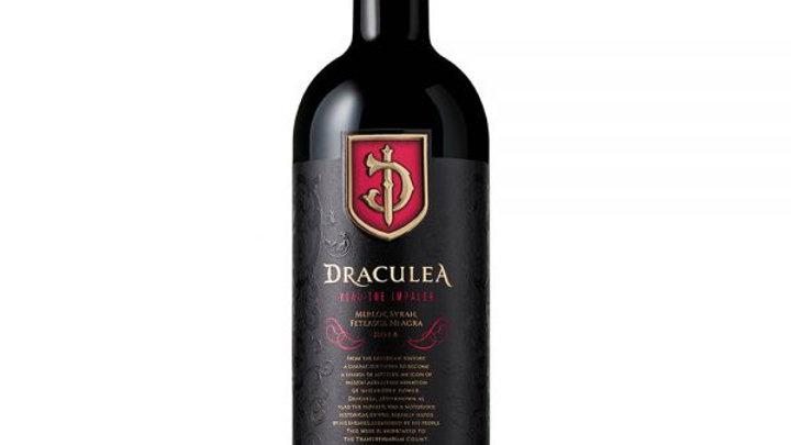 Legendary Dracula Draculea Merlot & Shiraz & Feteasca Neagra 2017