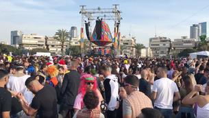 Halloween 2.0? Purim in Tel Aviv