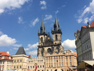 Long (Lost) Weekend in Prague