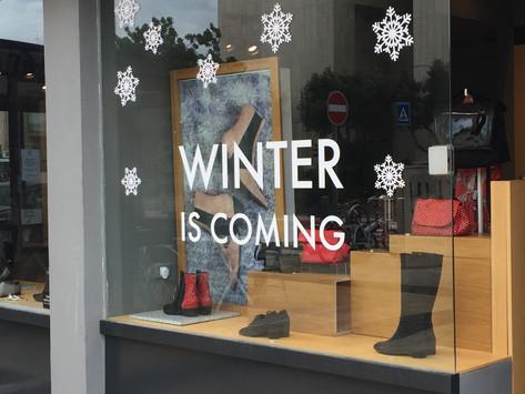 Winter Has Cometh