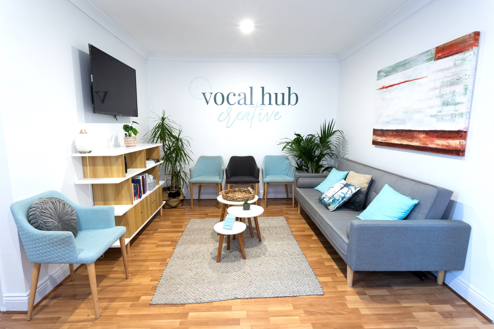Vocal Hub Creative