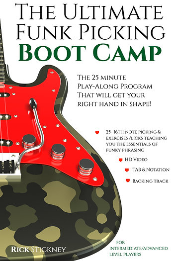 The Ultimate Funk Picking Boot Camp