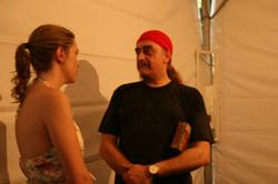 Com Egberto Gismonti