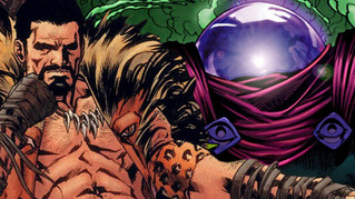 Sony Planning Kraven the Hunter and Mysterio Movies