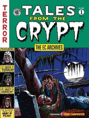 Enter The Crypt, Tomb, Vault, Coffin (And More) Of Horror Comics