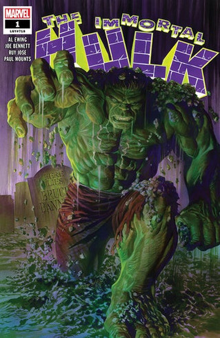 WHY MARVEL'S IMMORTAL HULK IS A TERRIFYINGLY GOOD COMIC