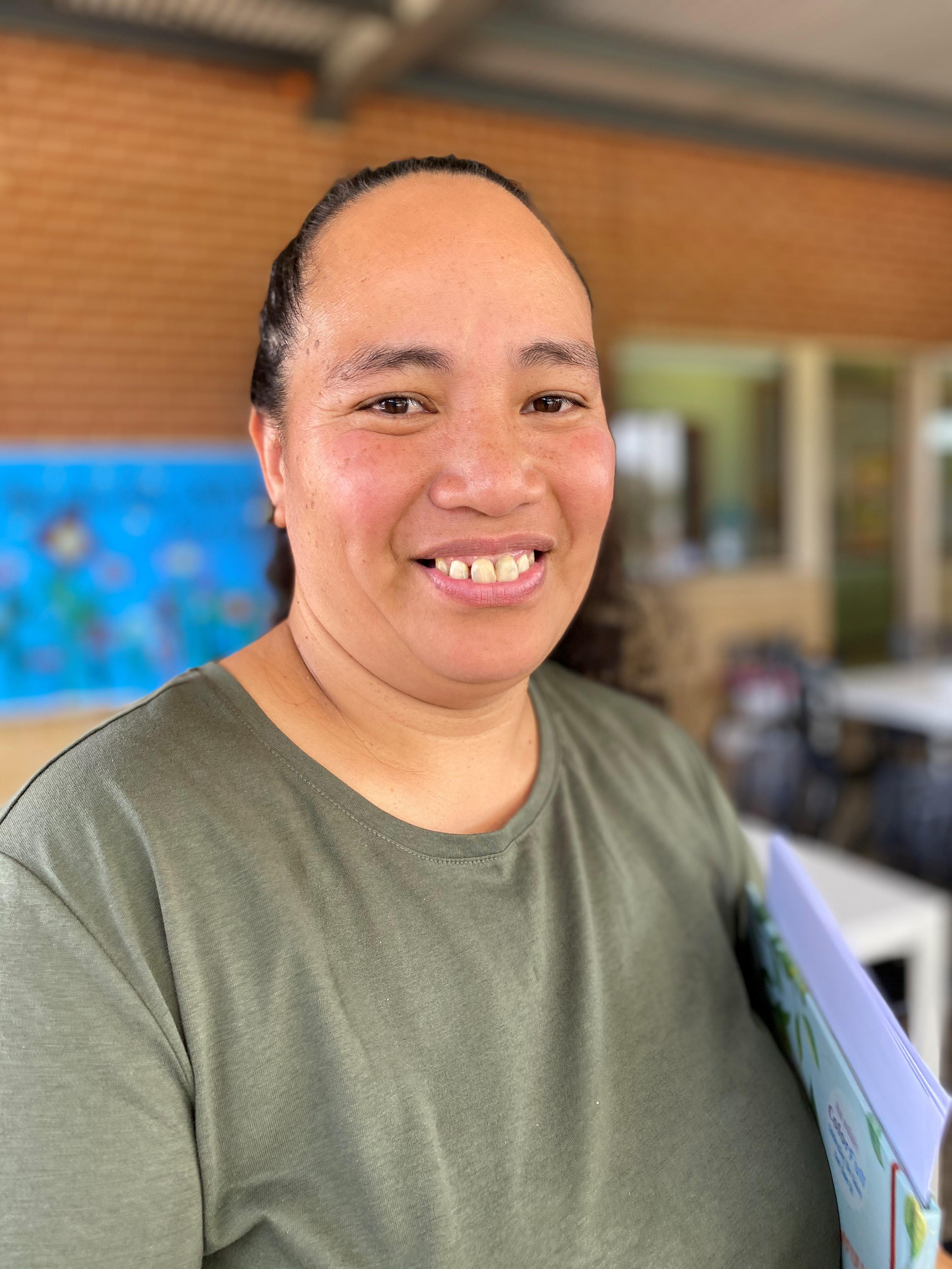 Pastor Theresa Mataora