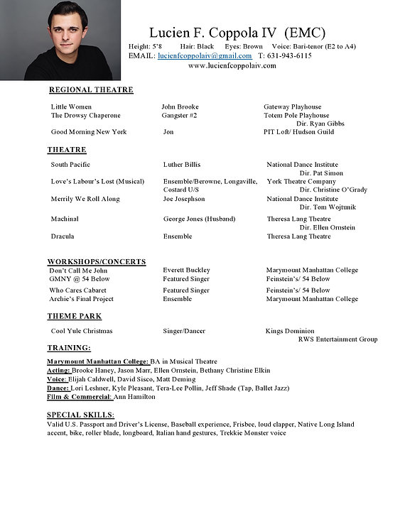 Lucien's UPDATED Theatre Resume-page0001