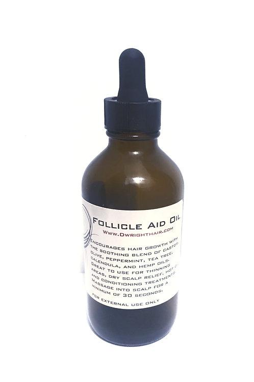 Follicle Aid Oil (4 oz.)