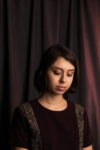 Naomi Brandon-Bravo photographed by Snappyclicky