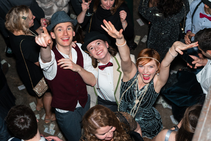 Immersus Return of the 20s NYE Party photographed by Snappyclicky