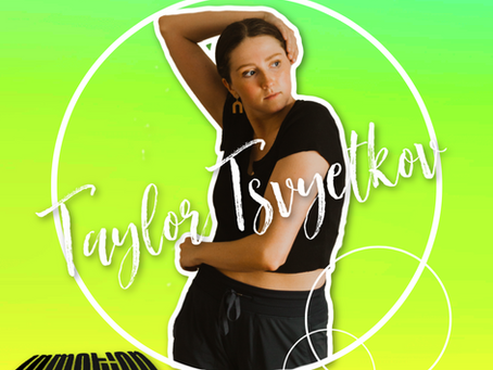 Contemporary Master Class In-studio With Taylor Tsvyetkov