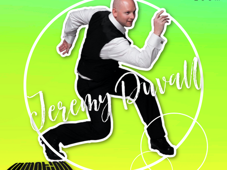 Zoom with Guest Teacher Jeremy Duvall