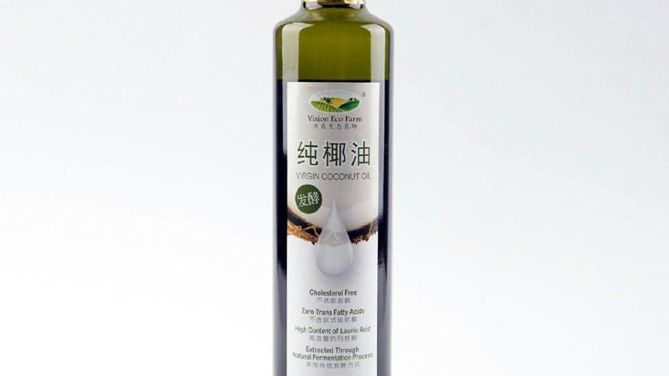 Coconut Oil (500ml)