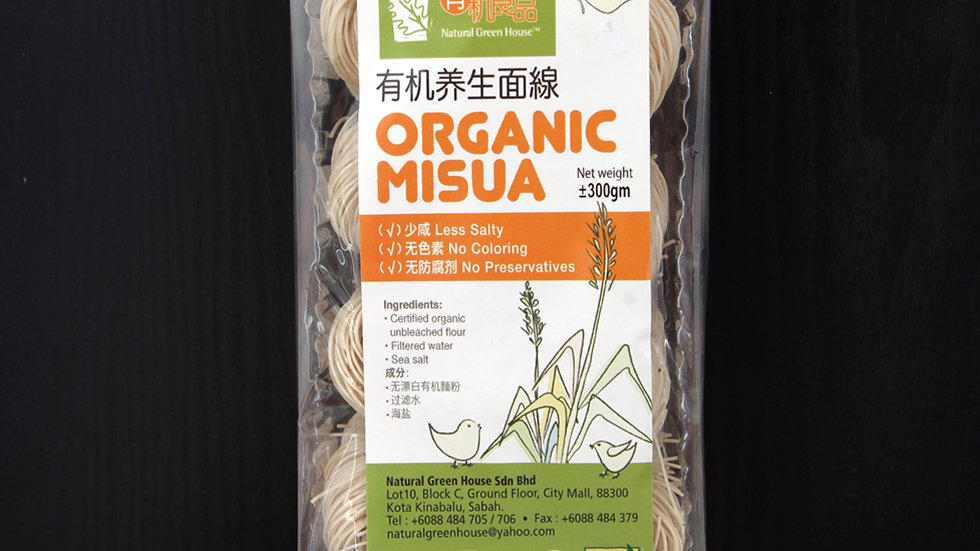 Organic Misua 有机养生面缐