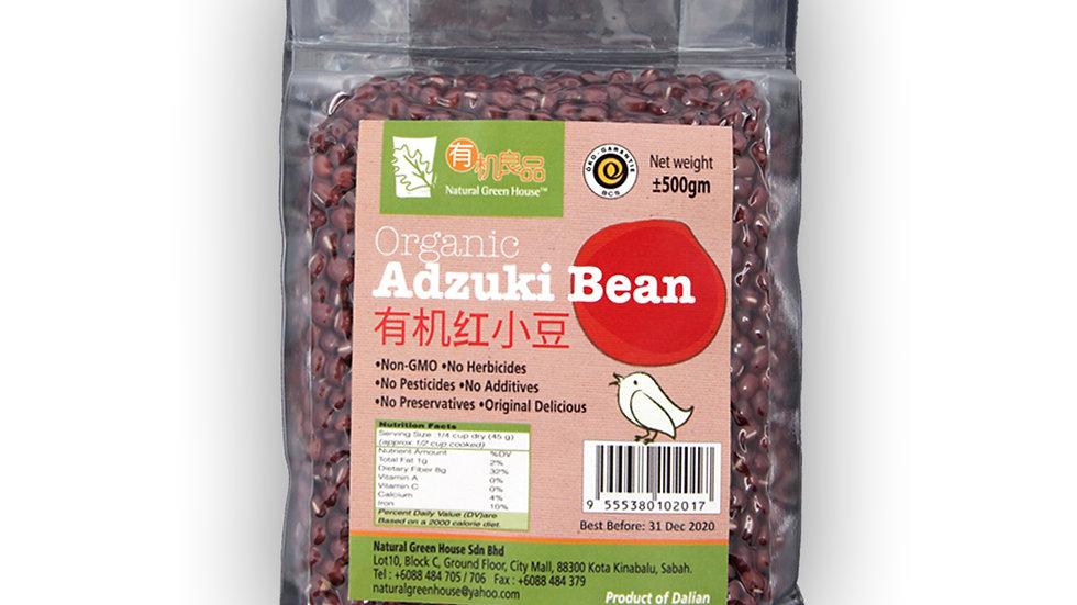 Organic Adzuki Bean有机红小豆 500克