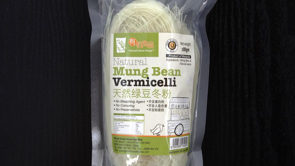 Natural Mung Bean Vermicelli 天然绿豆冬粉
