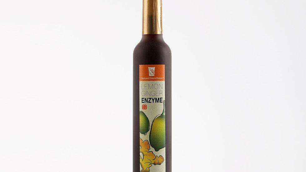 Lemon Ginger Enzyme (400 ml) 柠檬姜酵素 400毫升