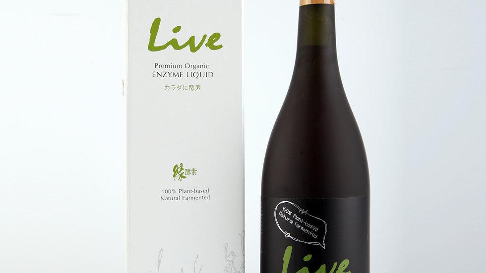 Live Premium Organic Enzyme Liquid 绿酵素