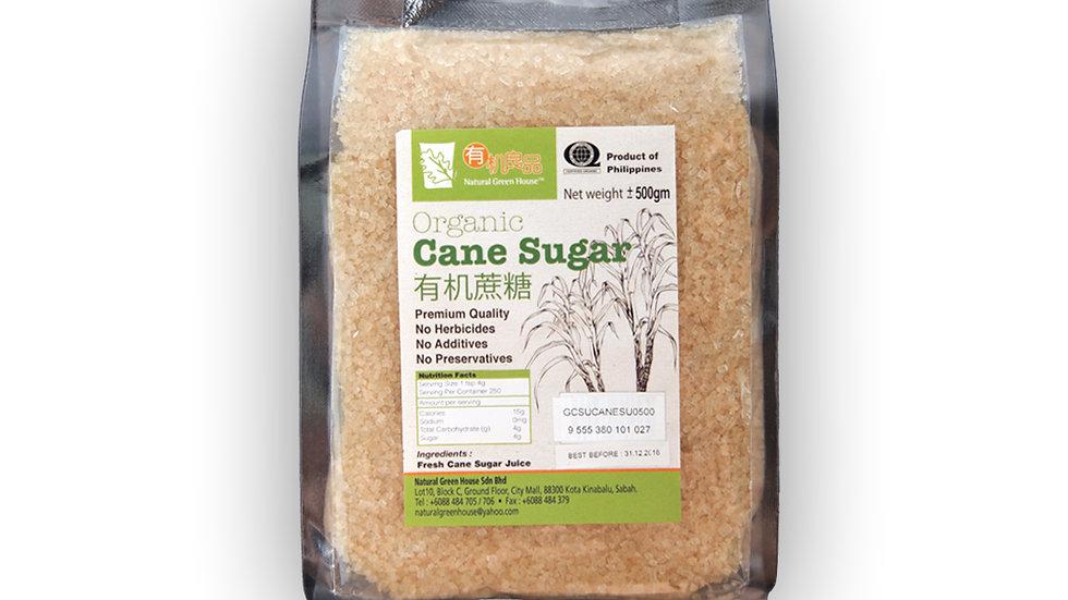 Organic Cane Sugar (500 gm) 有机庶糖 500克
