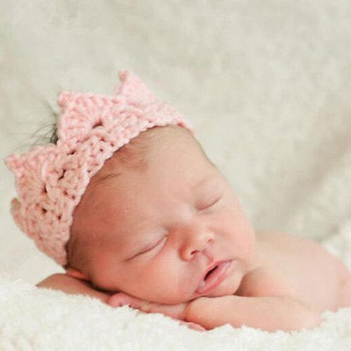 Baby Crown Crochet