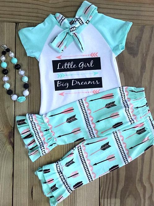 Little Girl Big Dreams