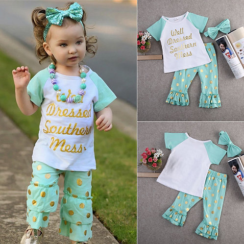 Southern Mess 2-pc outfit