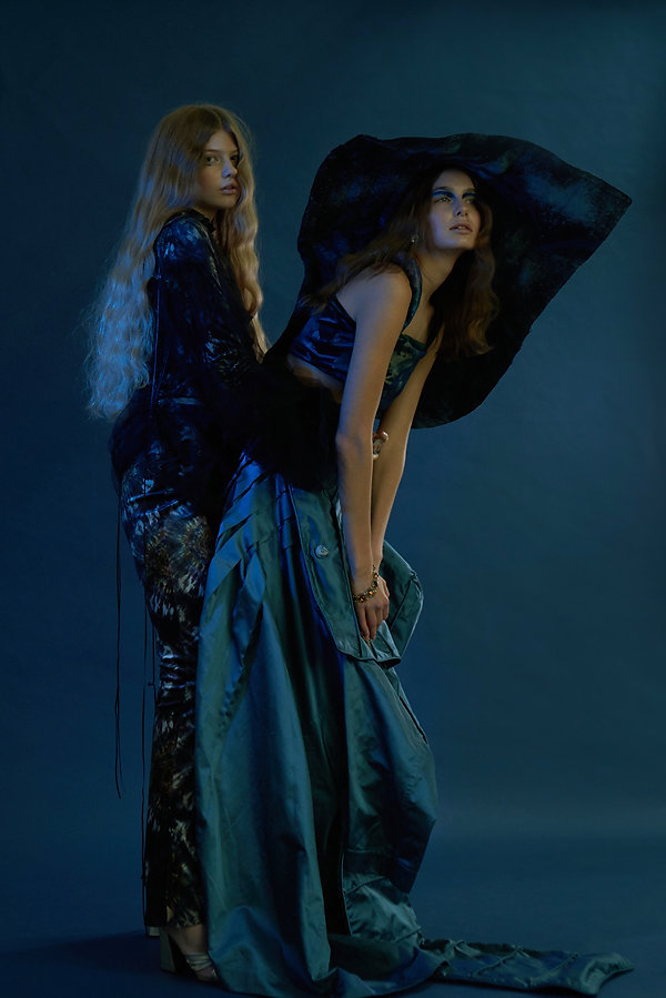 Look 4_Astral_M+P Models (left) Top and